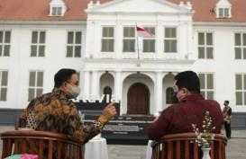 Di Hadapan Erick, Anies Usul Ubah Nama Kota Tua-Sunda Kelapa Jadi Batavia
