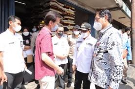 Stok Bahan Pangan di Kota Malang Aman, Harga Stabil