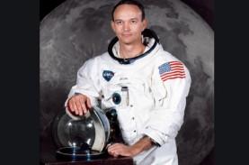 Astronot Apollo 11 Meninggal Dunia dalam Usia 90 Tahun