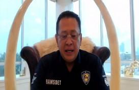 Pandemi Covid-19, Ketua MPR Apresiasi Kepedulian Sosial 11 Perusahaan