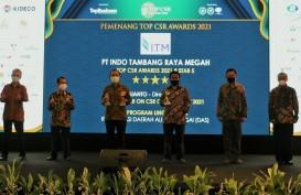 Menapak Jalan Keberlanjutan, ITM Dianugerahi TOP CSR Award