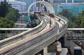 Sentuh Rp15 Triliun, Pembiayaan LRT Pembangunan Jaya Dinilai Langgar Hukum