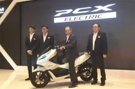 Honda Rilis Tiga Motor Listrik Pada 2024
