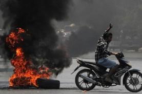 Militer Myanmar Kembali Gempur Pemberontak Suku Karen