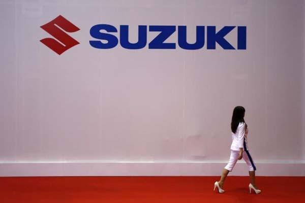 Suzuki Motors.  - Reuters/Issei Kato