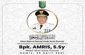 Wakil Wali Kota Dumai Tutup Usia di Pekanbaru