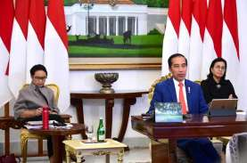 Tahun Ini, Anggota DPR Menteri hingga Jokowi Akhirnya…
