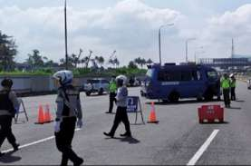 Angkut Pemudik, Ratusan Travel Gelap Diamankan Polisi