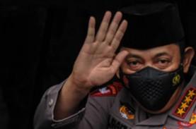 Ajak Anak Kru KRI Nanggala-402 Jadi Polisi, Kapolri:…