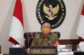 Mahfud: Penindakan Kelompok Teroris di Papua Jangan…