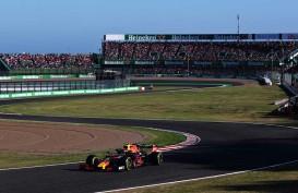 Tahun Terakhir di F1, Honda Sponsori Japanese Grand Prix 2021