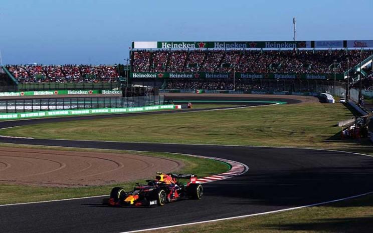 F1 2021 Japanese Grand Prix.  - Honda