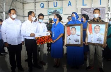 Bank Mantap jadi Mitra Asabri Salurkan Manfaat ke Ahli Waris Kru KRI Nangala-402