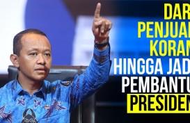 Jokowi Pilih Bahlil Lahadalia Jadi Menteri Investasi