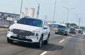 Sebulan Diluncurkan, Hyundai Santa Fe Terjual 100 Unit