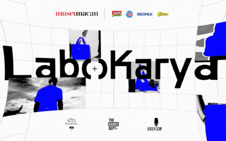 LaboKarya akan dilaksanakan secara virtual pada Mei, bersamaan dengan penjualan objek seni untuk publik.  - Museum Macan