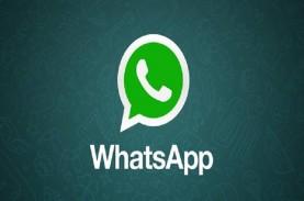 Bos Facebook: 175 Juta Orang Kirim Pesan via WhatsApp…