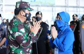 Panglima TNI: Segera Bangun Rumah Bagi Keluarga Kru KRI Nanggala-402