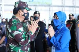 Panglima TNI: Segera Bangun Rumah Bagi Keluarga Kru…
