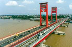 Load Factor Rendah, Pengelola LRT Minta Integrasi…