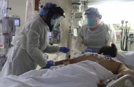 Tempat Tidur Pasien Covid-19 di Pekanbaru Penuh