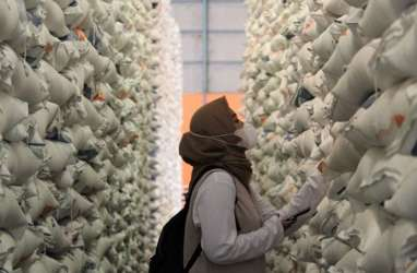 Operasi Pasar Ramadan, Bulog Lampung Salurkan 50 Ton Beras Per Hari