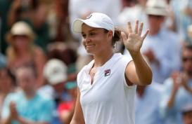 Hasil Tenis Madrid Terbuka : Barty ke Babak Kedua, Svitolina Kandas