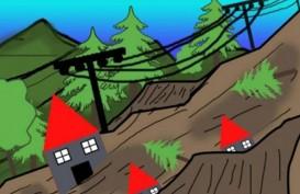 Proyek Pembangunan PLTA Batang Toru Longsor, Evakuasi  Masih Berlangsung