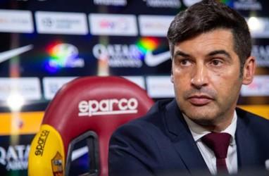 Roma Dihabisi MU di Liga Europa, Ini Alasan Pelatih Fonseca