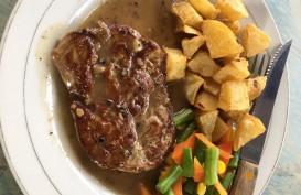 Warung Potik, Sajikan Steik Murah ala Mantan Chef Internasional
