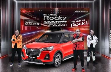 Daihatsu Rocky Resmi Meluncur, Harga Mulai Rp214,2 Juta