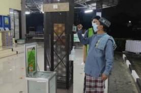 iThermowall, Alat Screening Covid-19 Otomatis Inovasi…