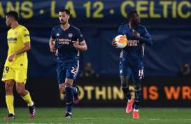 Kalah, Arsenal Tetap Optimis Hadapi Leg Kedua Semifinal Liga Europa