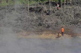 Erupsi Kawah Sileri, BPBD Banjarnegara: Tidak Ada…