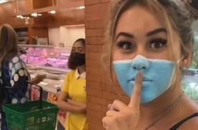 Usai Viral Lukis Masker di Wajah, Dua WNA Ini Akan…