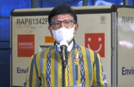 Lagi, Indonesia Terima 6,48 Juta Vaksin Sinovac dan Sinopharm