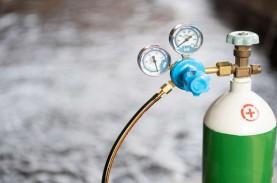 Korsel Kirimkan 14 Tabung Oksigen Tambahan ke India