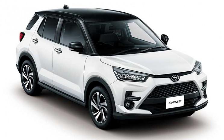 Toyota Raize.  - global.toyota
