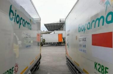 Bio Farma Produksi 18 Juta Dosis Vaksin Covid-19 pada Mei