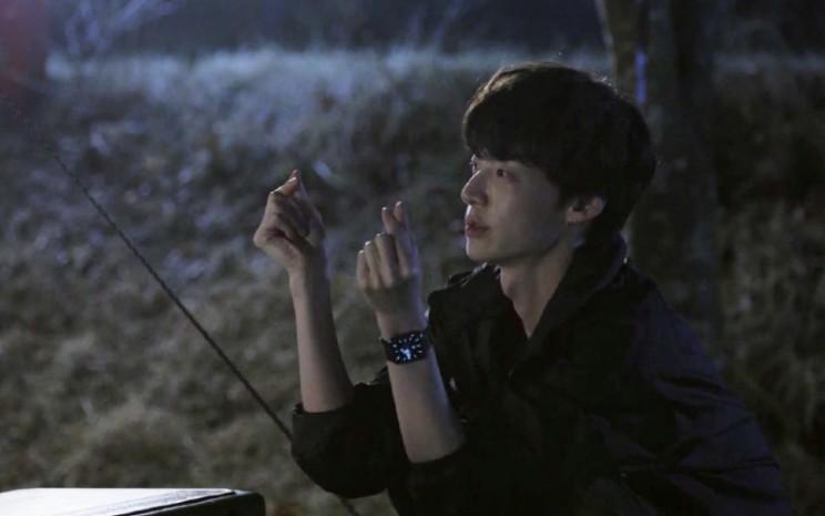 Aktor Korea Ahn Jae-hyun.  - tvN