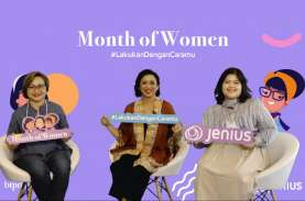 BTPN Jenius Luncurkan Program Month of Women
