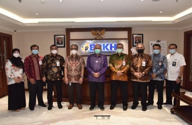 BPKH Resmi Mendukung Konversi Bank Riau Kepri Jadi Bank Syariah