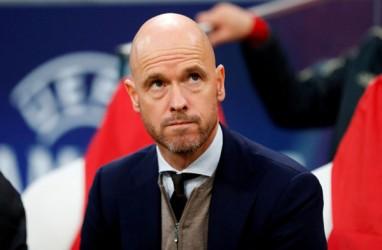 Ajax AmsterdamResmi Perpanjang Kontrak Pelatih Erik ten Hag