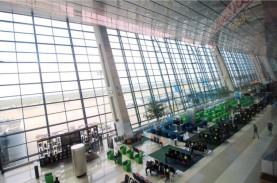 Kedatangan Internasional Terminal 3 Soetta Didominasi…
