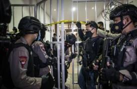 Hasil Labfor, Polri: Bubuk Putih di Eks Markas FPI Bahan Peledak