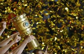 Jadwal Piala Jerman : Bremen vs Leipzig, Dortmund vs Holstein Kiel
