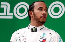 Kalahkan Verstappen, Hamilton Tercepat di FP 2 GP Portugal