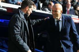 Jadwal & Klasemen Liga Spanyol : Atleti, Madrid, Barca…