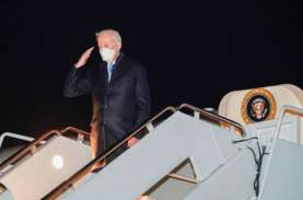 Presiden Biden & Presiden Moon Bakal Bertemu di Gedung…