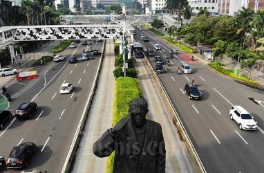 Hari Buruh 1 Mei, Jalan Sudirman Hingga Thamrin Ditutup Sampai Pukul 19.00